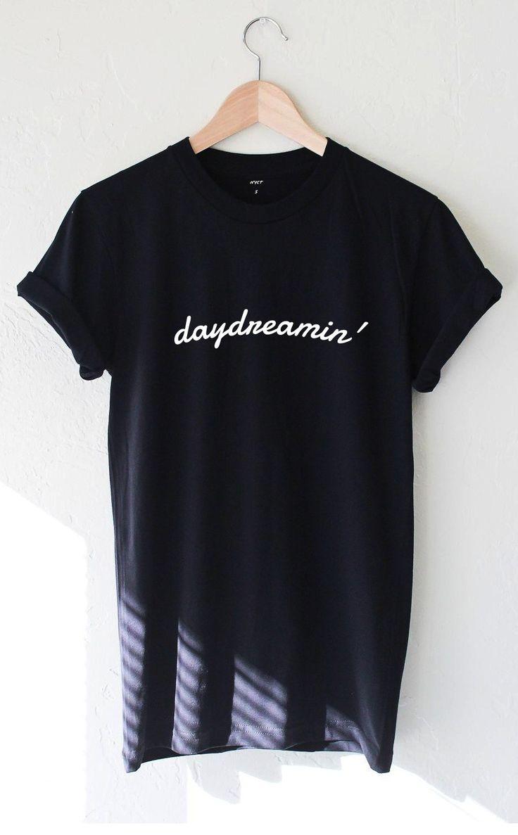 Black light t shirt ideas - Daydreamin Tee
