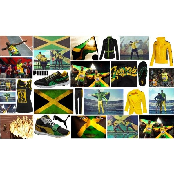 """Puma:Jamaica"" by sportzgurl18 on Polyvore"