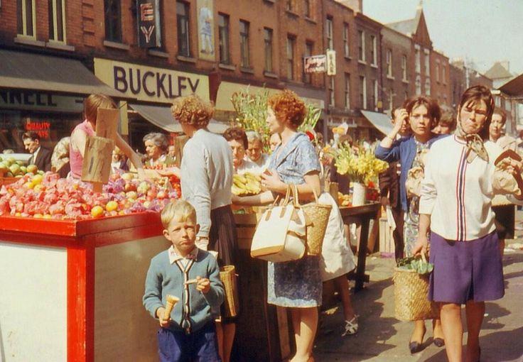Moore street 1963
