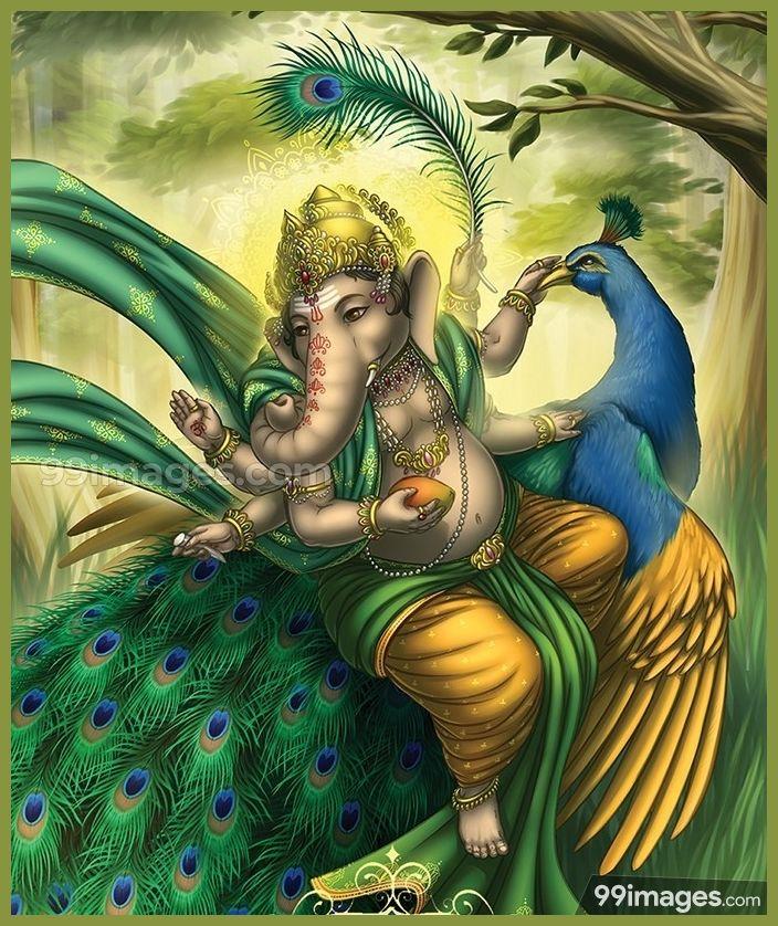 [100+] Lord Ganesha Images, HD Photos (1080p), Wallpapers