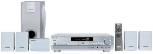 Panasonic SCHT75 CD Home Theater Compact Stereo System Discontinued by Manufacturer * Check out the image by visiting the link.