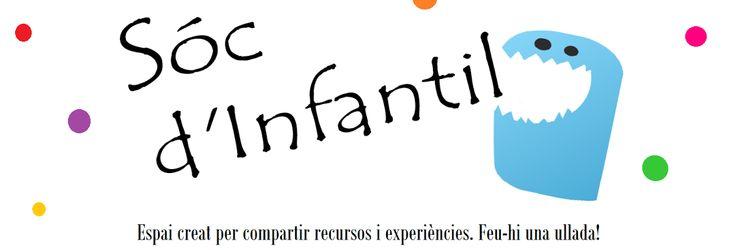 Sóc d'Infantil. Blog b'una TEI ple de recursos