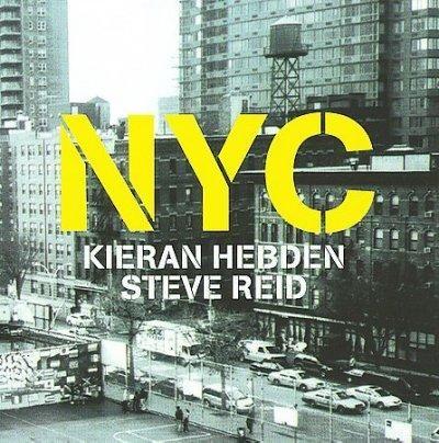 Kieran Hebden - NYC