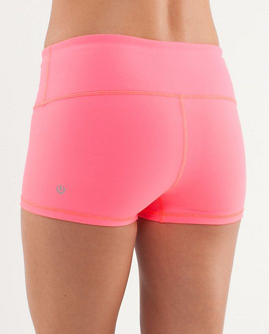 Lululemon Boogie Short. Great workout and Zumba shorts!