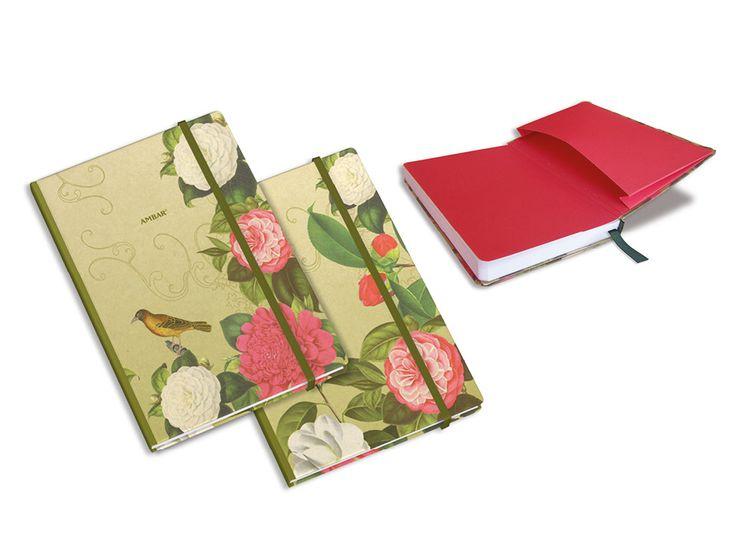 Notebooks Camélias