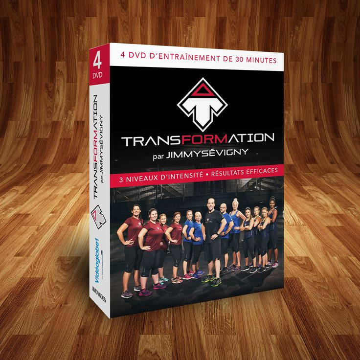 Vous dédirez obtenir des résultats efficaces? Que ce soit pour améliorer votre condition physique, tonifier et connecter avec votre corps, améliorer votre endurance cardiovasculaire ou perdre du poids, TRANSFORMATION est pour vous! Entraînez-vous à votre rythme avec ce coffret de 4 DVD incluant 3 niveaux d'intensité pour tous les exercices, débutant, intermédiaire et avancé. Vous …