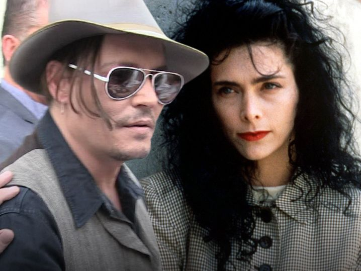 Johnny Depp would never lay a hand on a woman and isn't capable of hurting anyone ... so says Johnny's first wife, Lori Anne Allison. Lori, who was…