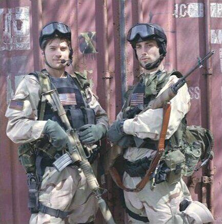 DELTA BOYS-Randy Shugart and Gary Gordon