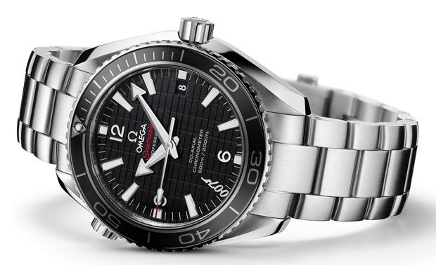"New James Bond's Omega Seamaster Planet Ocean ""SKYFALL"" Watch"