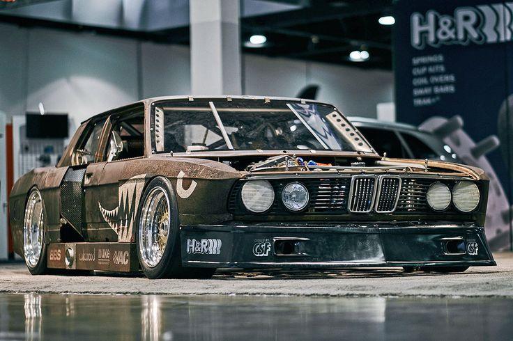 BMW 'Rusty Slammington' - Essen Motor Show 2015: