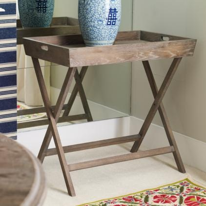 butlers tray side table