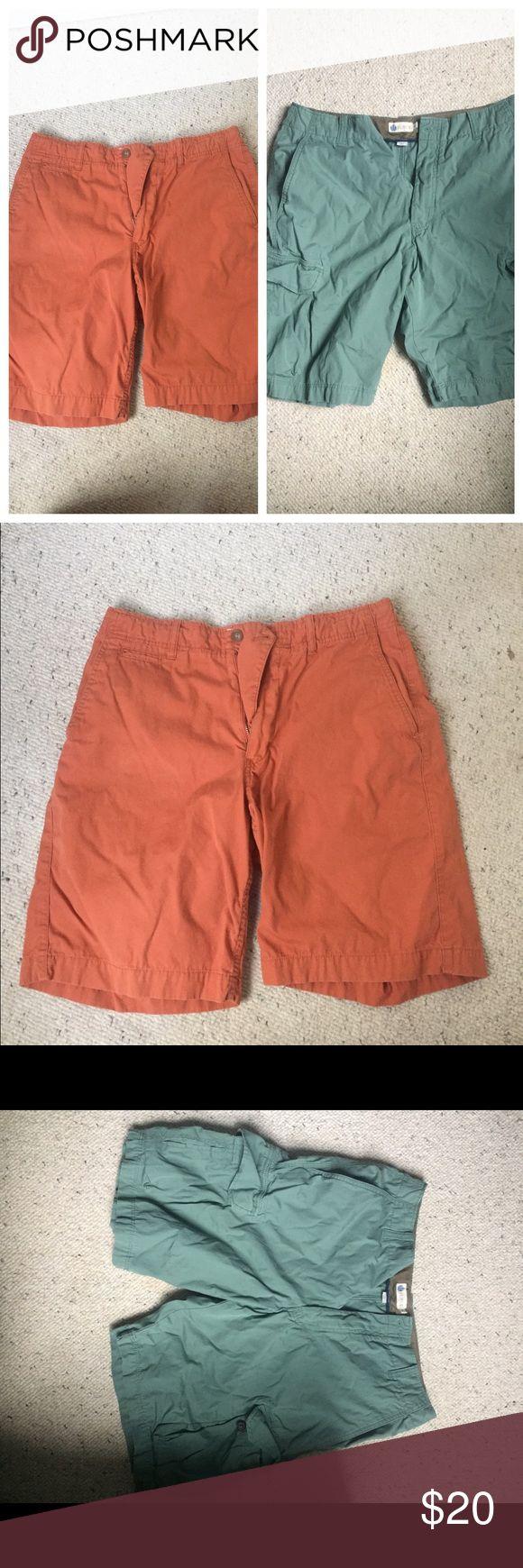 J.Crew Men's Shorts Pack! NWOT! Size 32 J.Crew Men's Shorts Pack! NWOT! Size 32 - great for stocking up for summer! J. Crew Shorts Flat Front