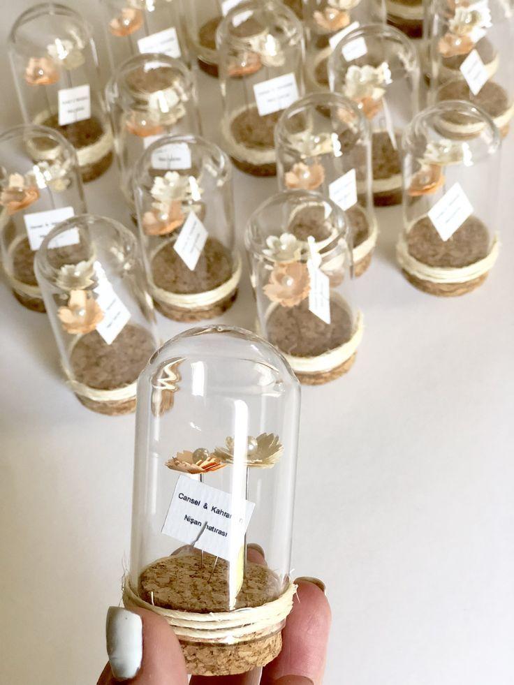 Wedding favors for guests, jar favors, glass favors, personalized favors - Hochzeitsgeschenk