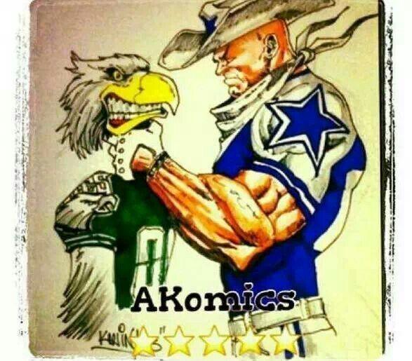 eagles suck cowboys rule - photo #15