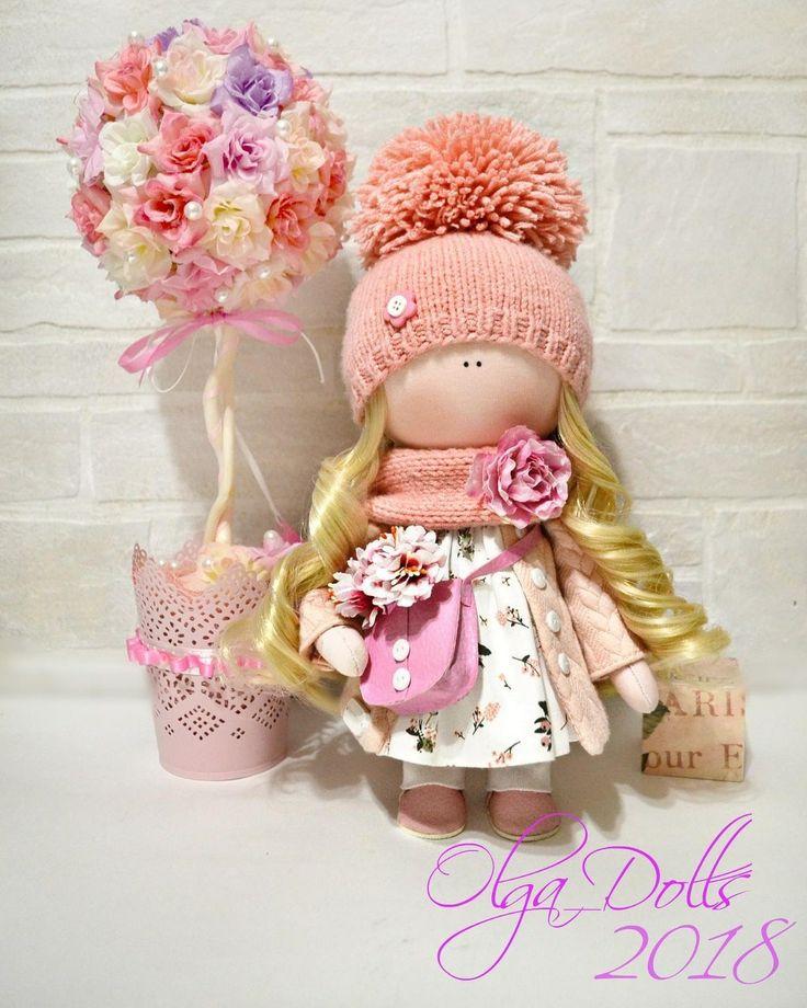 Куколка сама нежность.