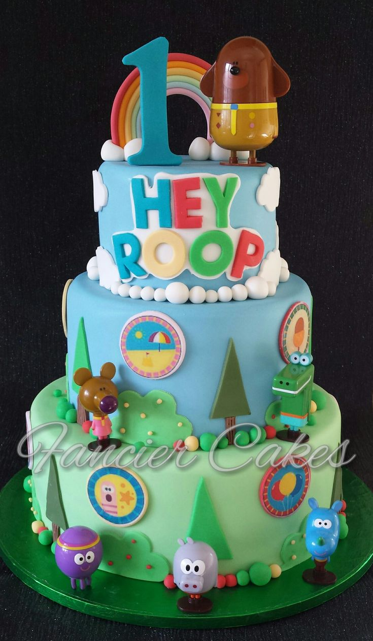 hey duggee cake - Google Search