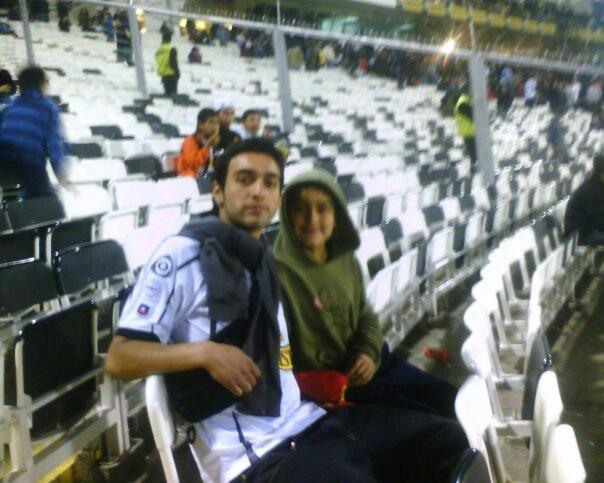 Estadio monumental David Arellano/ Colo Colo - Cobreloa / Apertura 2009