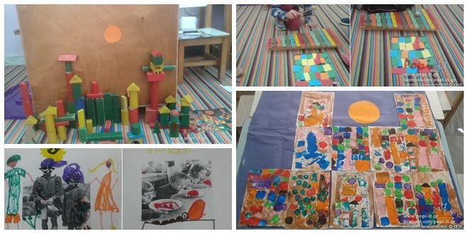 Το κάστρο και ο ήλιος του Paul Klee μας δείχνουν την Ειρήνη & τον Πόλεμο