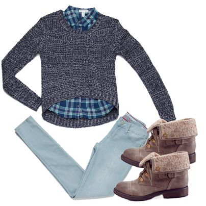 Your Go To Sweater And Boots For The Season Gordmans Mygordmansstyle
