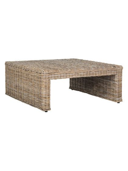 Persis Wicker Coffee Table by Safavieh at Gilt
