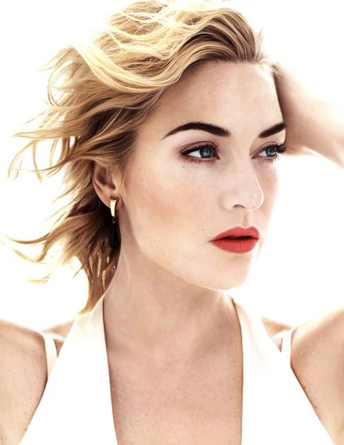 Mulheres inspiradoras: Kate Winslet