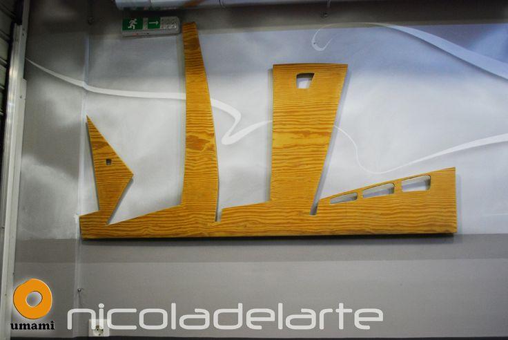 Ζωγραφική εσωτερικής επιφάνειας σε κατάστημα ( Θήβα - Νομός Βοιωτίας ) Wallpainting at an interior surface ιn a shop ( Thiva - prefecture of Voiotia ) Greece