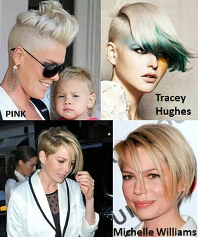 Wicked cuts on such beautiful talented woman!