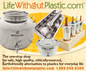 All about why to avoid plastics and why BPA Free doesn't mean safe.