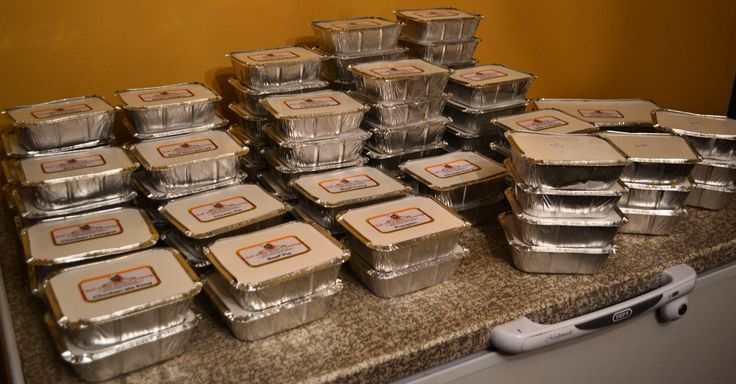 Ready-to-Freeze Meals