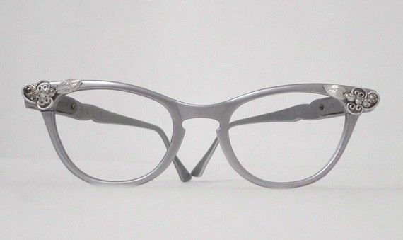 REserved Cool Matte Aluminum Cat Eye Eyeglass Frames ...