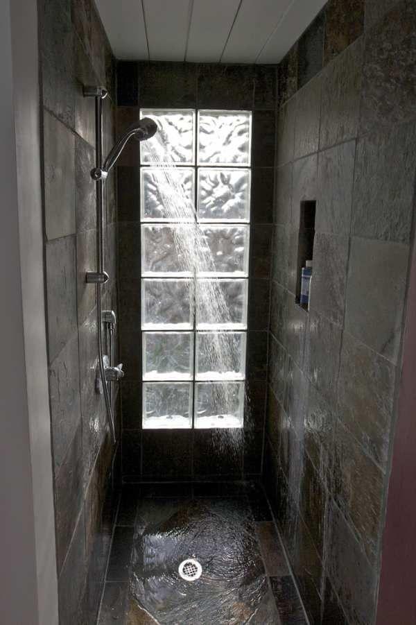 M s de 25 ideas incre bles sobre duchas de vidrio en pinterest - Como colocar paves ...