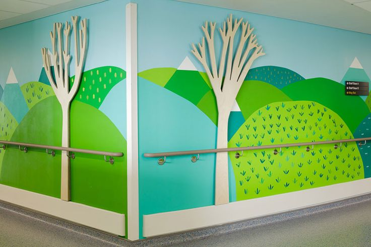 The sights, sounds and smells of a hospital can make it a terrifying place, especially for children, but it doesn't have to be that way. Vital Arts, a British arts organization in charge of introducing art to Britain's hospitals, had 15 artists collaborate to turn the interior of London Royal Children's Hospital into as fun …