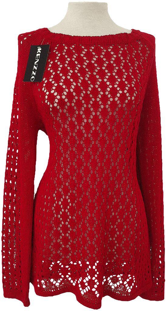 Jersey de perlé. Las prendas de punto de moda para este otoño. Alta calidad y a muy buen precio.