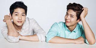 Inilah Kolaborasi Iklan Artis Korea Song Joong Ki dan Park Bo Gum Tarik Perhatian Fans http://obbzs-web.blogspot.co.id/2016/11/inilah-kolaborasi-iklan-artis-korea-song-joong-ki-dan-park-bo-gum-tarik-perhatian-fans.html