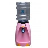 Pink Penguin Shape Water Dispenser
