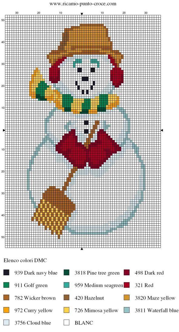 Point de croix .<3* Cross stitch