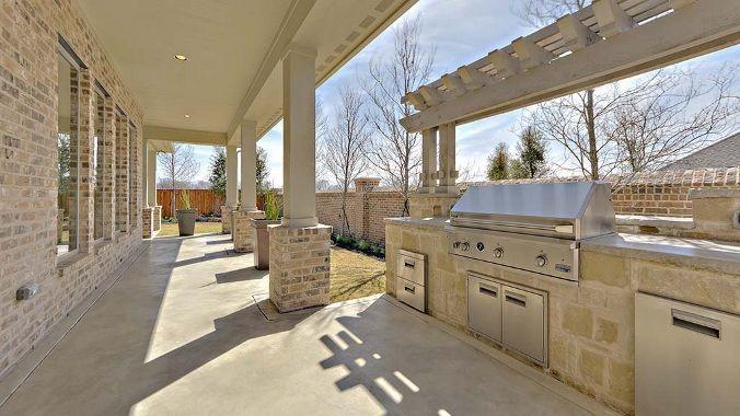 NewHomes In Newman Village 65 Patio, Dallas, Texas   Darling Homes