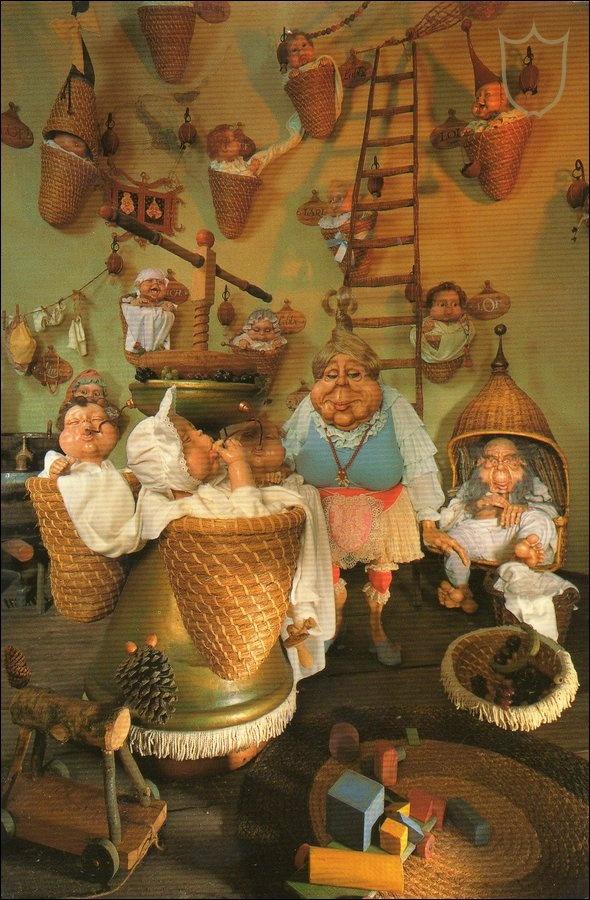 moeder Lot en haar kinderen