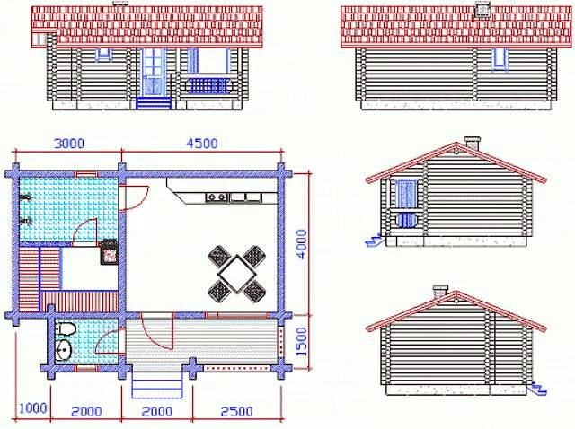 17 best images about layout sauna on pinterest Sauna blueprints