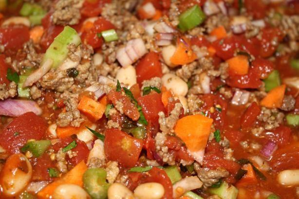Olive Garden Pasta E Fagioli Soup In A Crock Pot Copycat) Recipe - Restaurant.Food.com - 31717