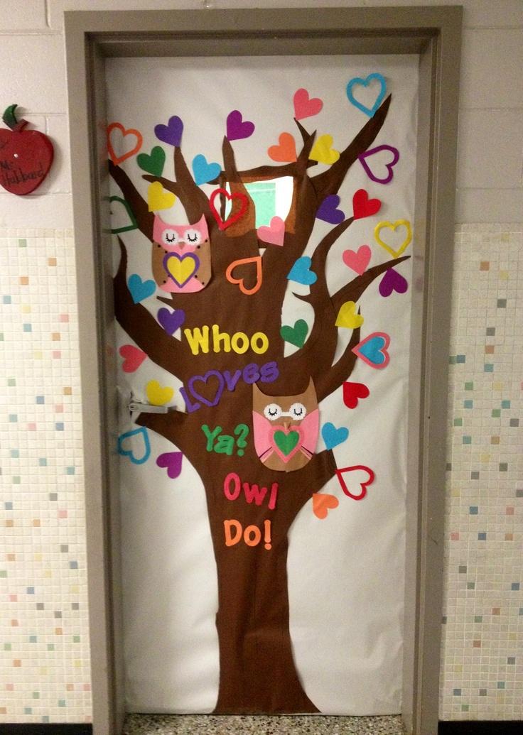 Best 25 Owl Door Decorations Ideas On Pinterest Owl