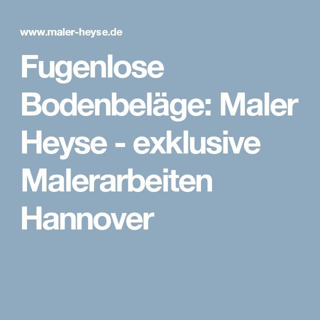 the 25+ best ideas about malerarbeiten on pinterest ... - Wohnideen Hannover Manahme