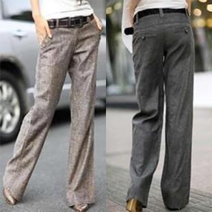 Купить женские брюки льняные большой розмер