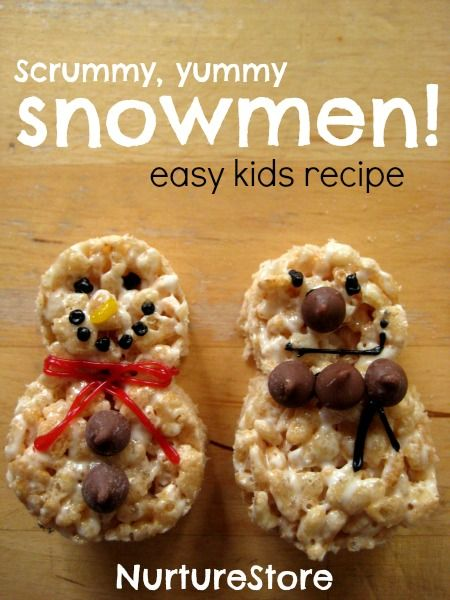 Snowman cake recipe for kids: This is a great cake recipe for kids to try. It's only got three ingredients, it's a really easy recipe to make and it tastes scrummy yummy.