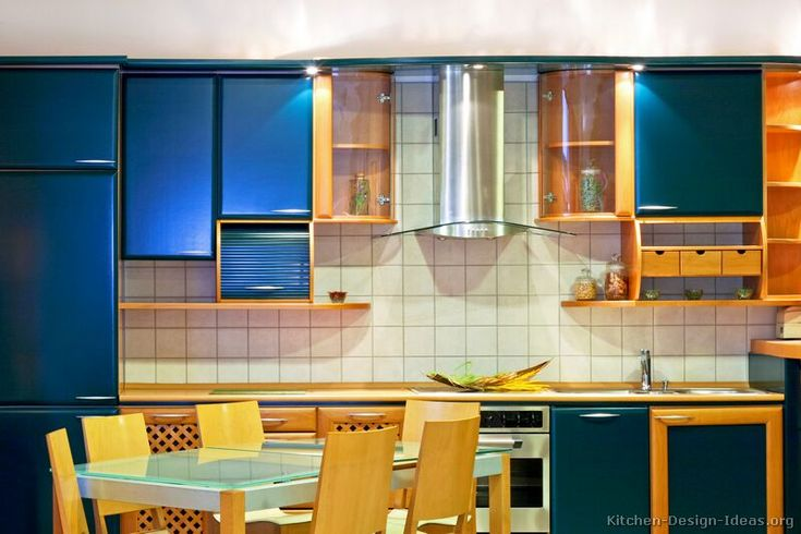 Best 150 Best Images About Blue Kitchens On Pinterest Modern 400 x 300