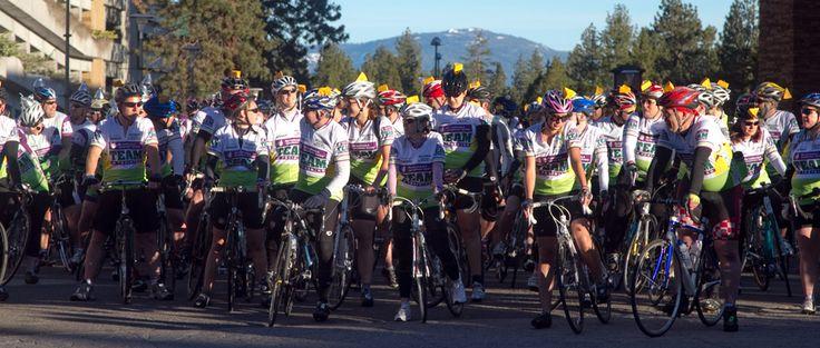 America's Most Beautiful Bike Ride - Lake Tahoe