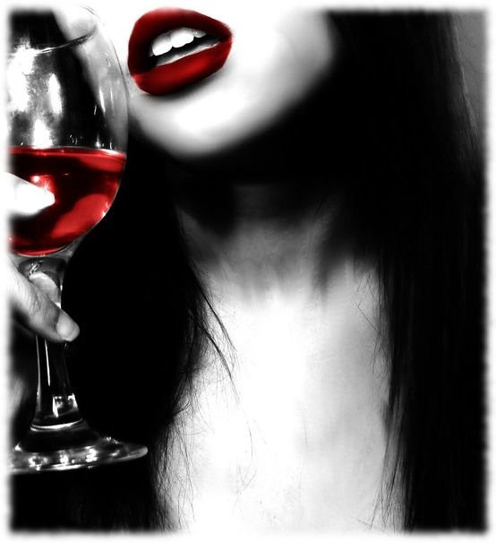 Sexy Women In Black And White Lips Pinterest Sexy