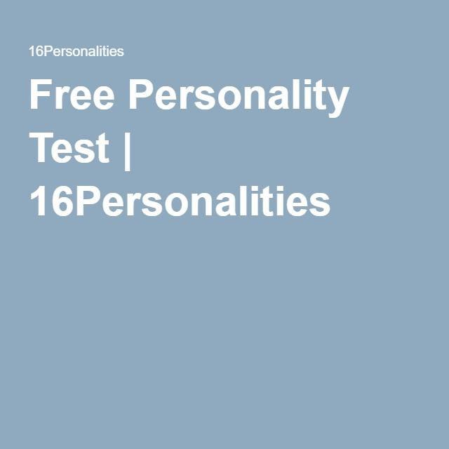 Best 25+ Free personality test ideas on Pinterest Personality - free career aptitude test