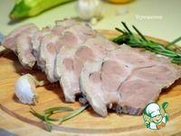 Тушеная свинина в рукаве в мультиварке ингредиенты