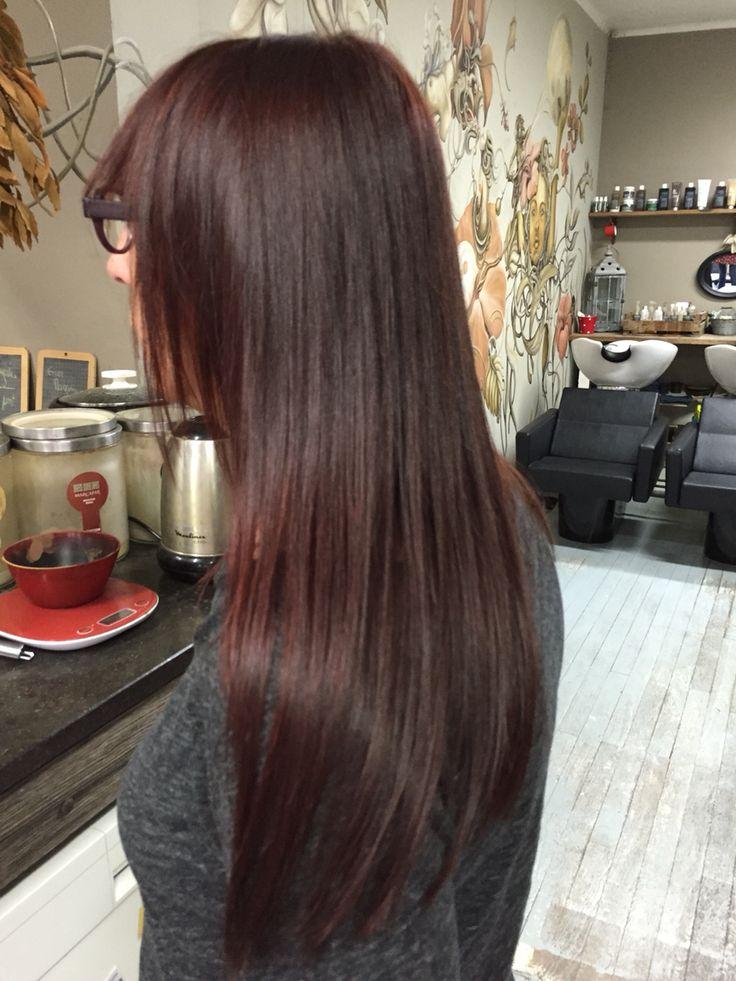 Coloration vegetale pour cheveux gris